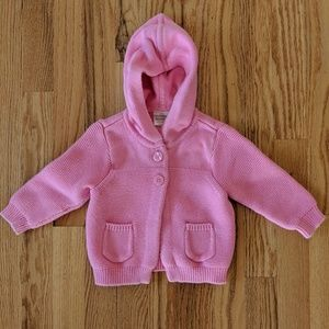 Hanna Andersson Sweater Hoodie Size 70